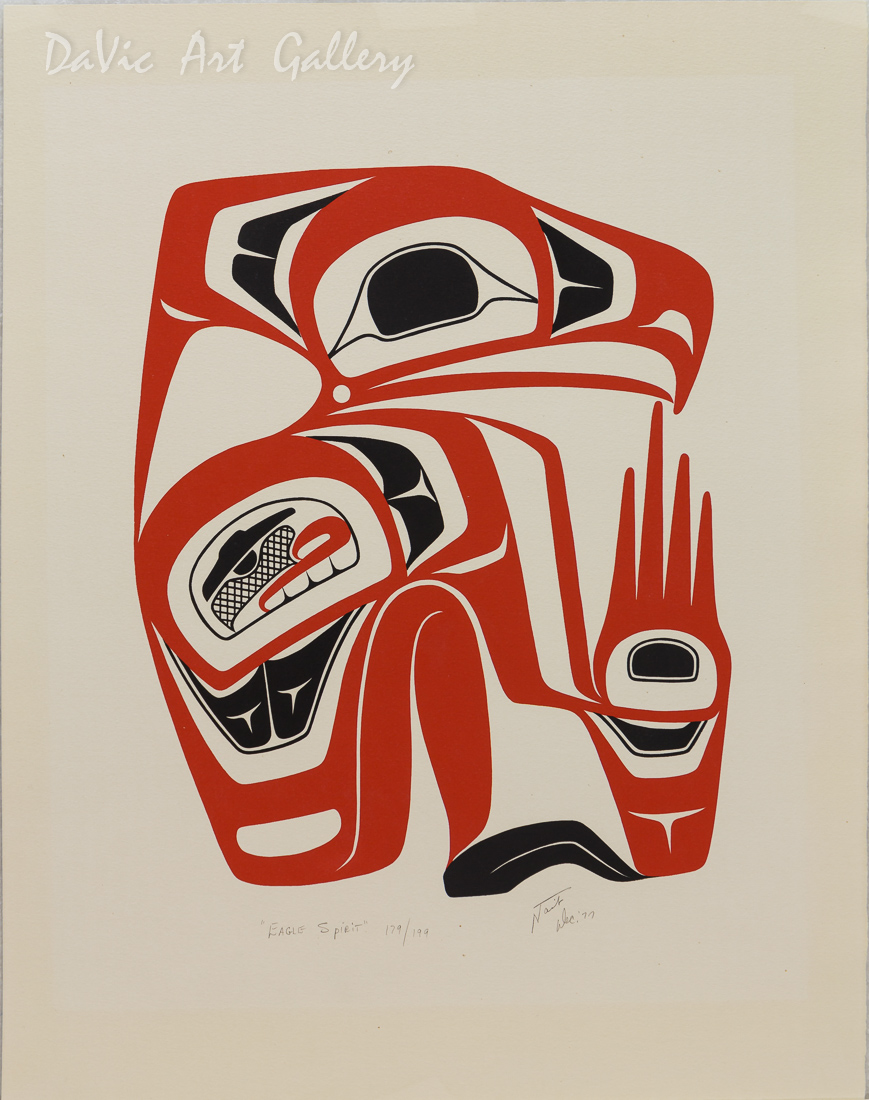 'Eagle Spirit' by Norman Tait