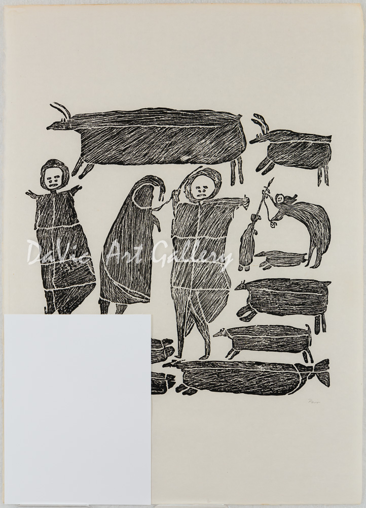 'The Hunters' by PARR - 1962