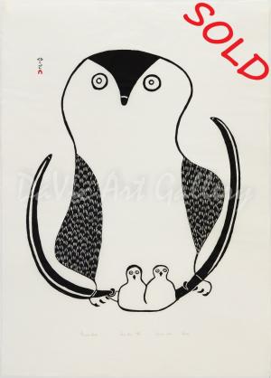 """""""Midnight Owl"""" by Pauta Saila"""