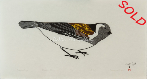 'Timmiaralaaq (Little Bird)' by Pauojoungie Saggiak