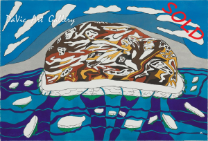 'Silaksiaq (Beautiful Day)' by Ooloosie Saila