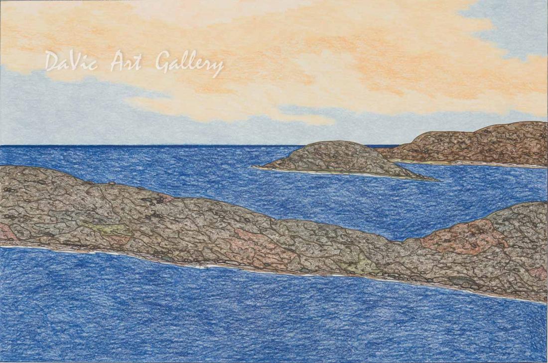 'Last Day of Summer Season' by Nicotye Samayualie