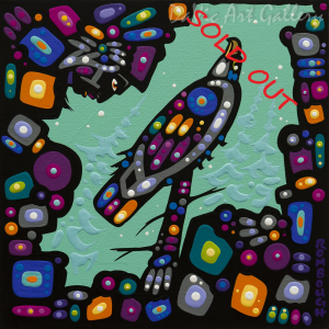 'Feather Friend' by John Rombough