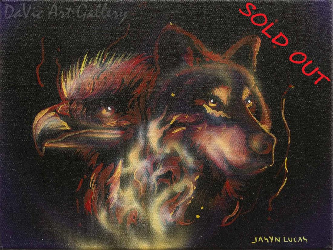 'Spirits' by Jasyn Lucas