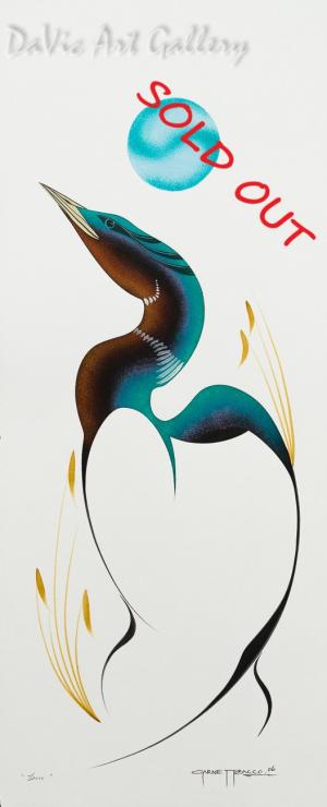 'Loon' by Garnet Tobacco