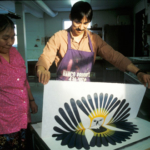 Cape Dorset Print Making