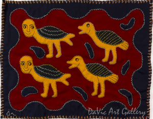 Untitled (Birds and Bird People)