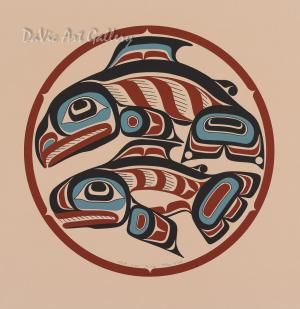 Haida Gwaii Salmon