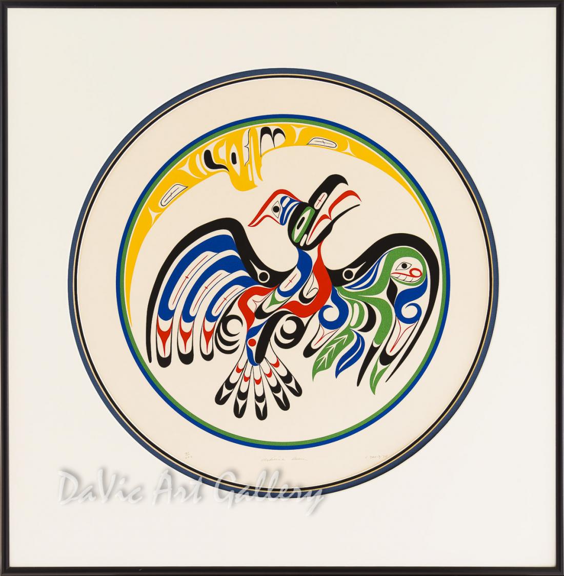 'Medicine Drum' by Joe David