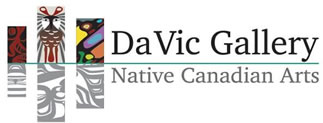 DaVic Gallery of Native Canadian Arts Logo