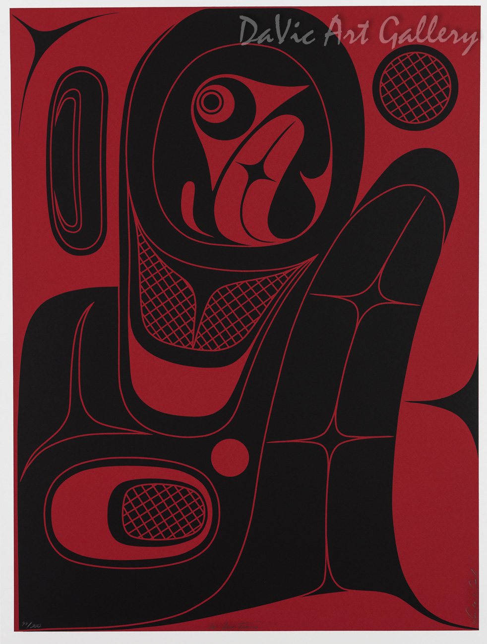 In Our Time by Rande Cook 2007 - Northwest Coast - Kwakwaka'wakw