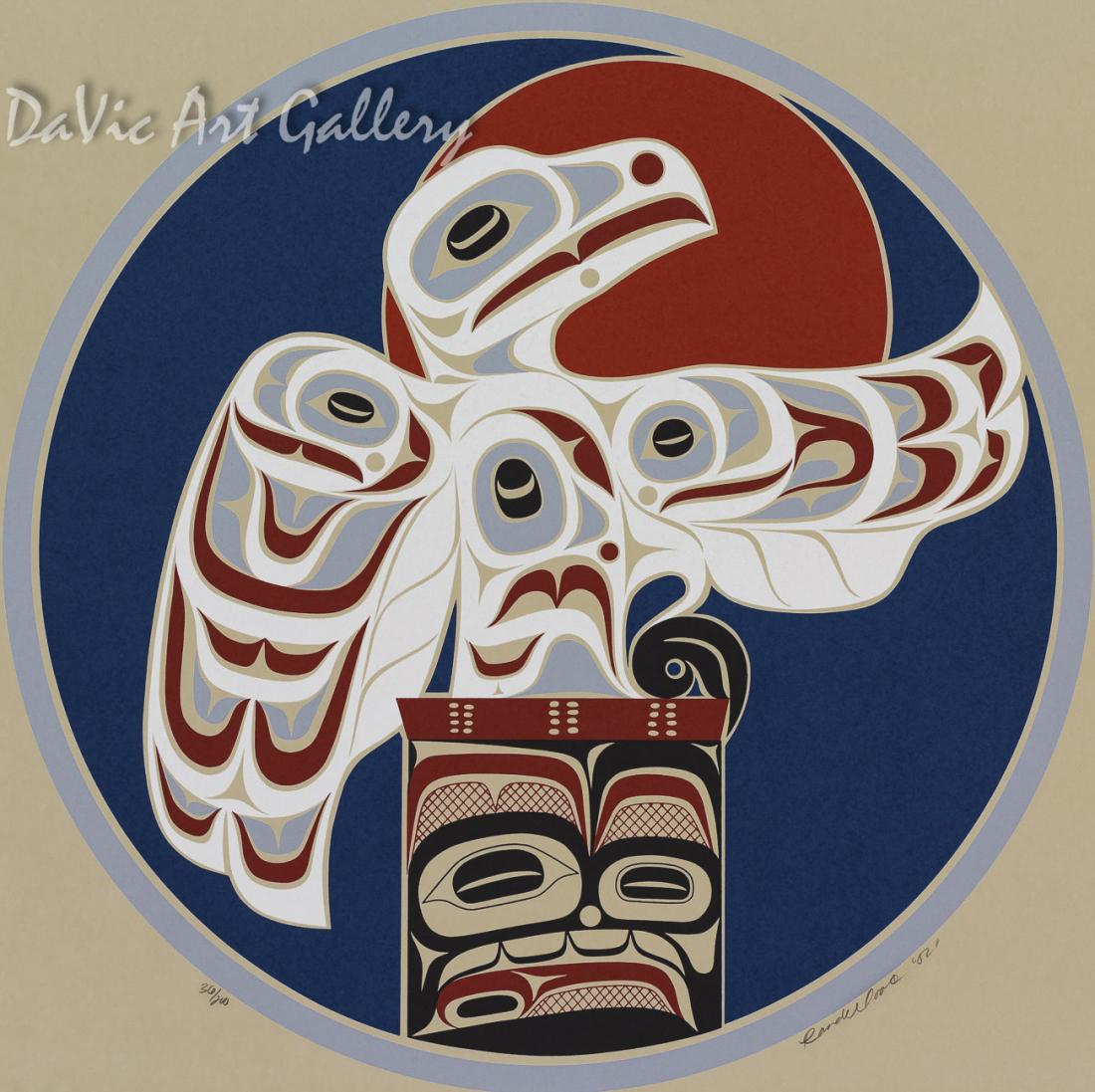 Box of Light by Rande Cook 2011 - Northwest Coast - Kwakwaka'wakw