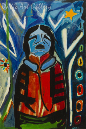 Spirit Starving by Candace Twance 2009