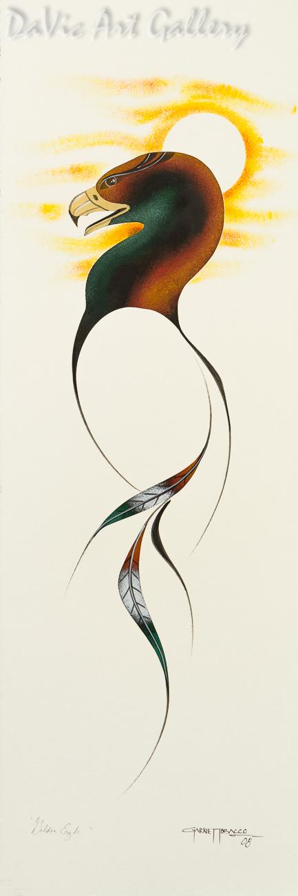 Golden Eagle by Garnet Tobacco 2008