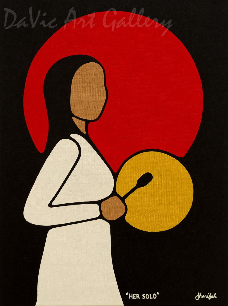 Her Solo by Sharifah Marsden 2015