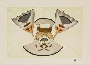 'Uluit' by Ida Karpik - Inuit - Pangnirtung 2002