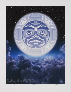 Dreamtime by Andy Everson 2009 - Northwest Coast - Kwakwaka'wakw