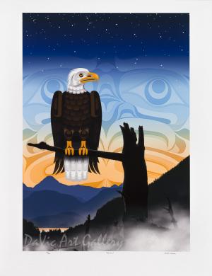 Sentinel by Andy Everson 2010 - Northwest Coast - Kwakwaka'wakw