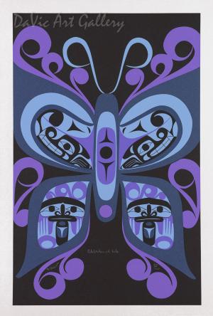 Celebration of Life by Francis Dick 2005 - Northwest Coast - Kwakwaka'wakw