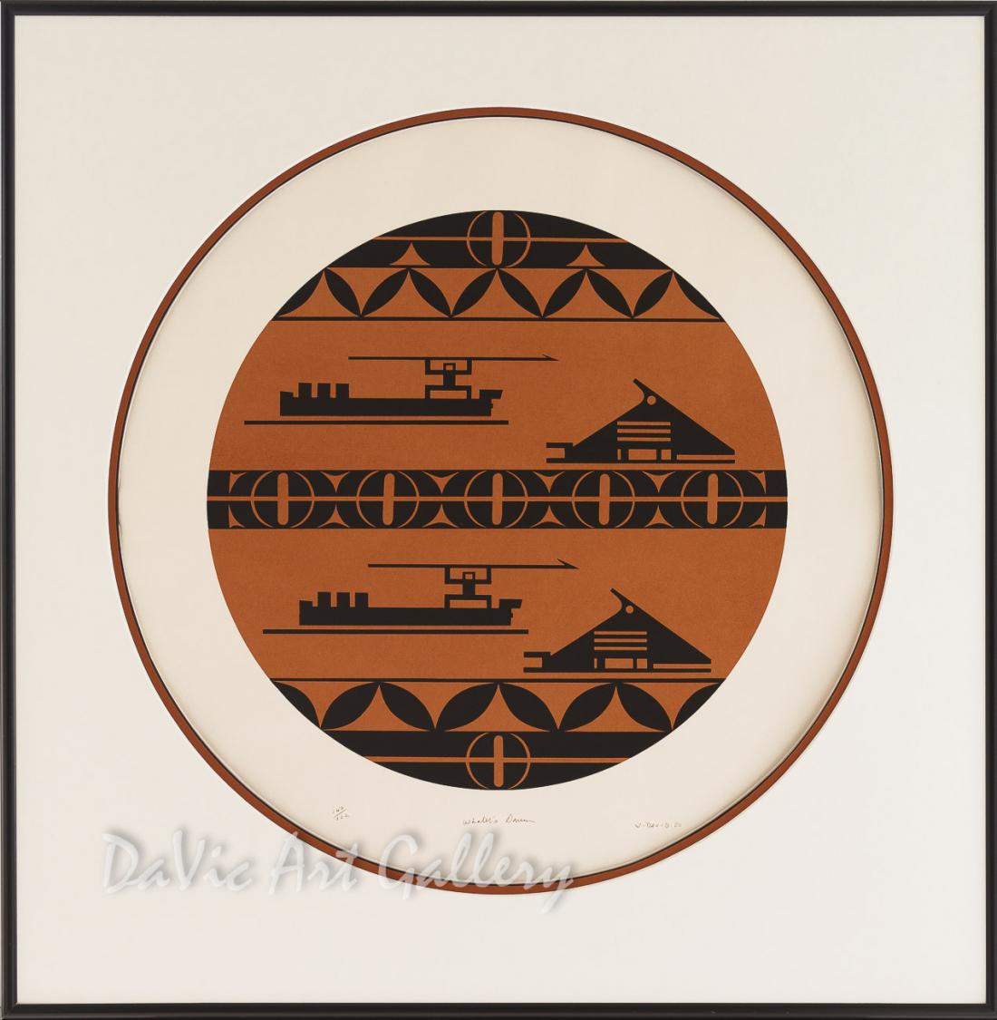 Whaler's Drum by Joe David