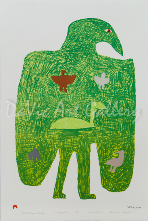 'Latchaolassie's Birds' by Saimaiyu Akesuk