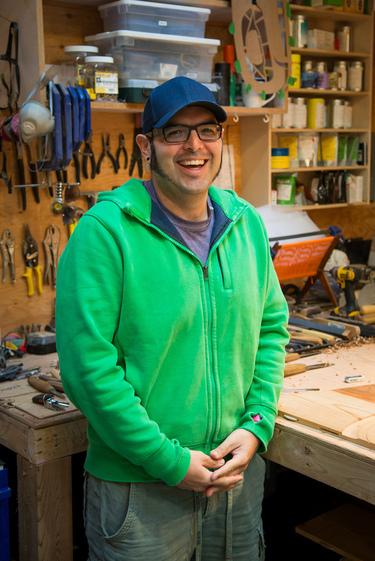 Ben Davidson - First Nations Haida artist