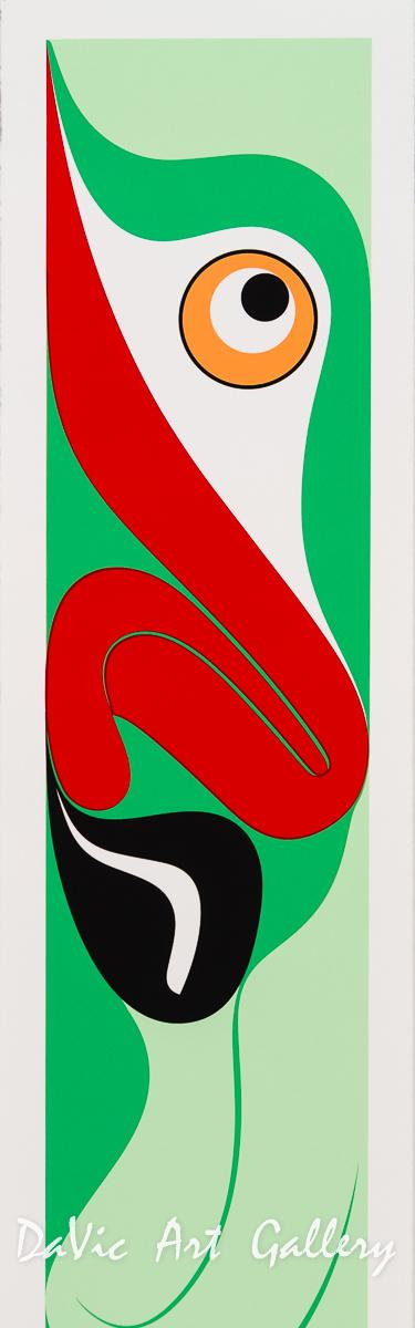 'Riiibbit' by Ben Davidson