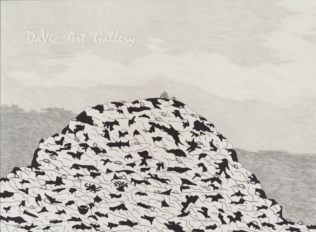 'Look for Images' by Nicotye Samayualie