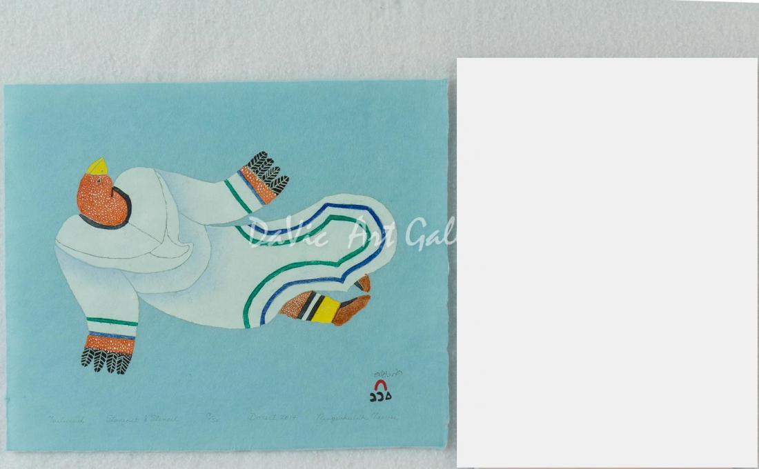 'Tailwind' by Ningeokuluk Teevee