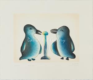 'Song Birds' by Malaija Pootoogook