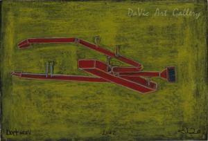 'Duct Work' by Jutai Toonoo