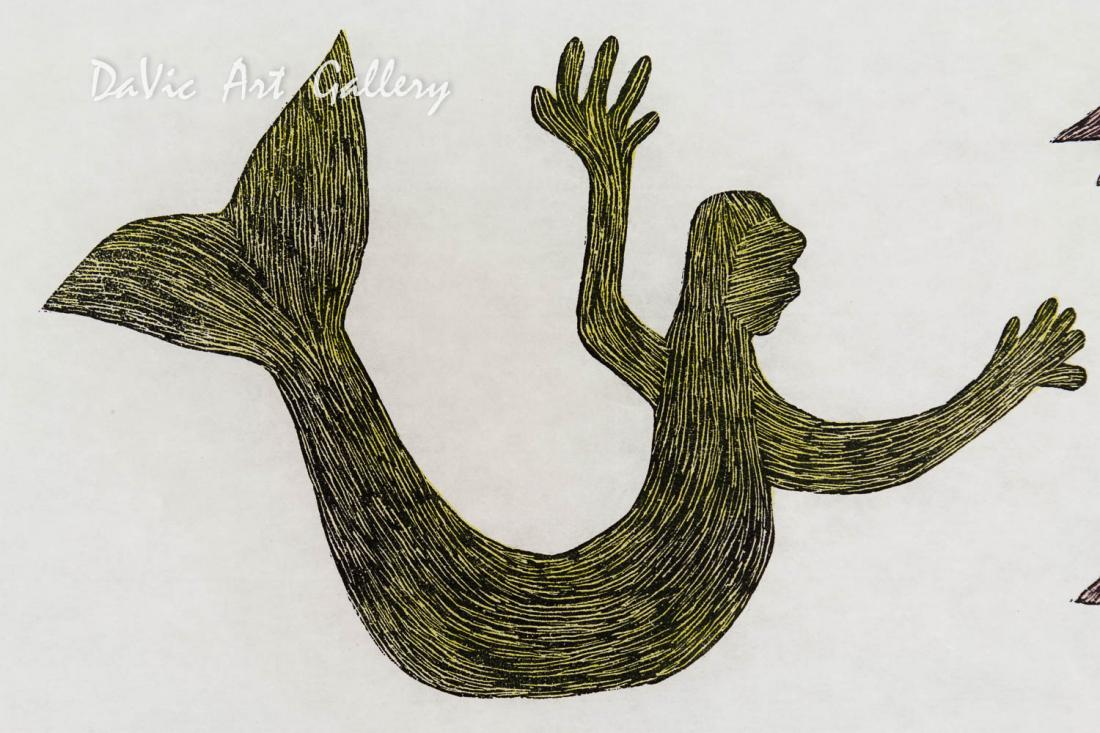 'Sedna & Fulmer' by Enoosik Ottokie