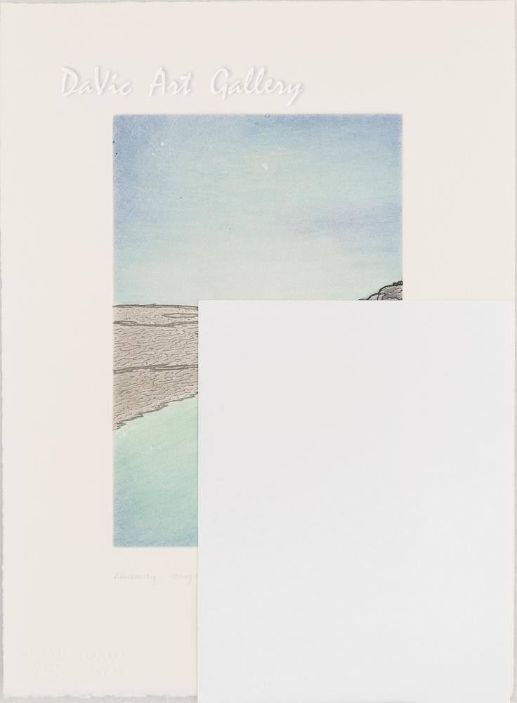 'Sikkuksartuq (Ice Forming)' by Nicotye Samayualie
