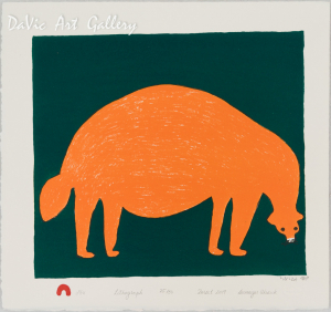 'Fox' by Saimaiyu Akesuk