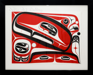 'Killer Whale' by Robert Davidson