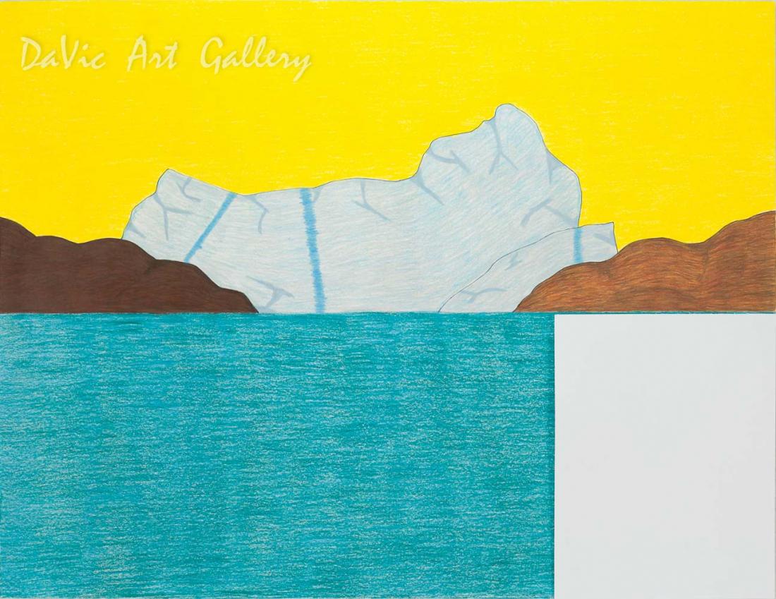 'Big Iceberg' by Nujalia Quvianaqtuliaq