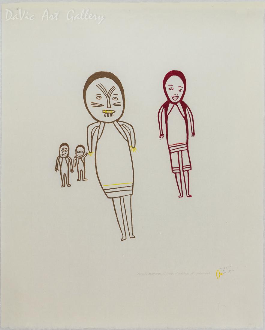 'Family' by Luke Anguhadluq