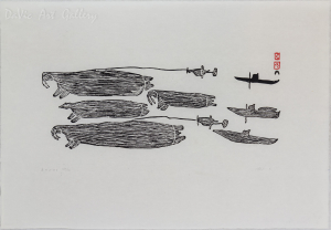 'The Walrus Hunt' by PARR