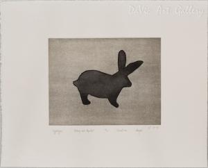 Uqqliggoa (Hare) by Sheojuk Etidlooie