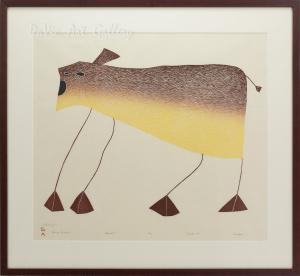 'Young Caribou' by Sheojuk Etidlooie