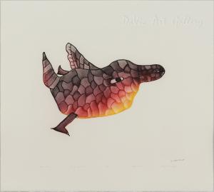'Mosaic Bird' by Malaija Pootoogook