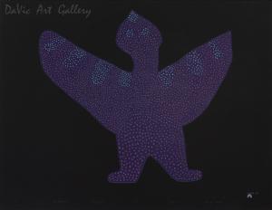 'Sparkling Bird' by Saimaiyu Akesuk