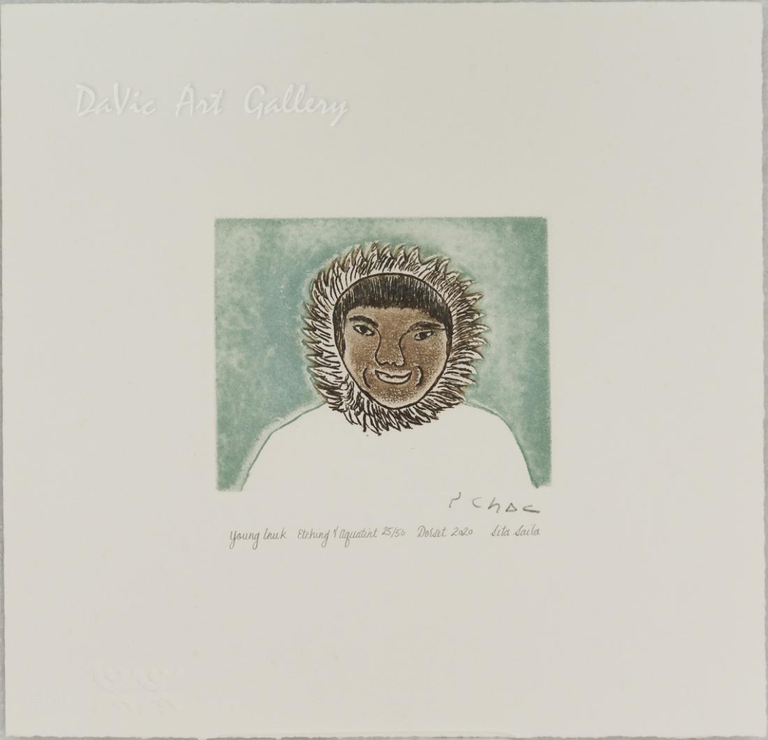 'Young Inuk' by Sita Saila