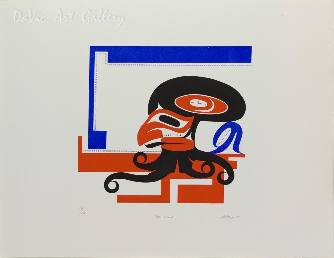 'Tee-Thloop' by Art Thompson