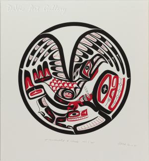 'Thunderbird & Whale' by Patrick Amos