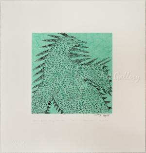 'Shoreline Spirit' by Nuna Parr