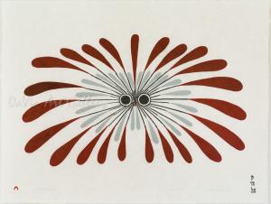 'Burst of Plumage' by Padloo Samayualie