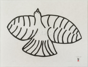 'Long Flight' by Saimaiyu Akesuk