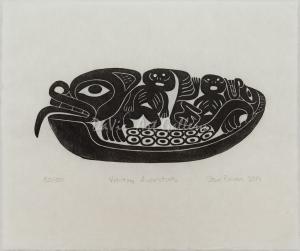 'Visiting Ancestors' by Stan Bevan