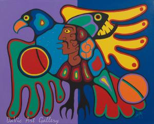 'Dreamer's Flight' by Jim Oskineegish